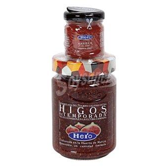 Hero Mermelada higos de temporada + frasquito calabaza Frasco de 350 g