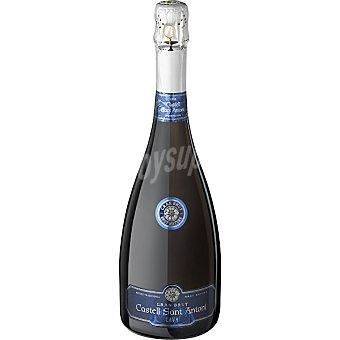 CASTELL SANT ANTONI Cava brut nature Gran brut Botella 75 cl