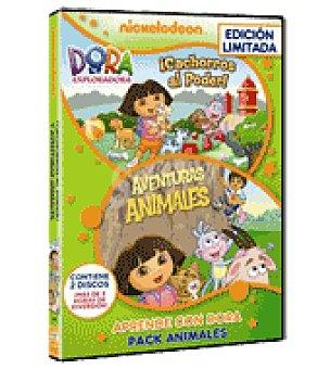 Dora Animales ed limi dvd