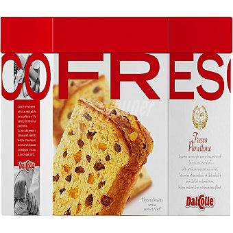 DAL COLLE Panettone fresco estuche 1 kg