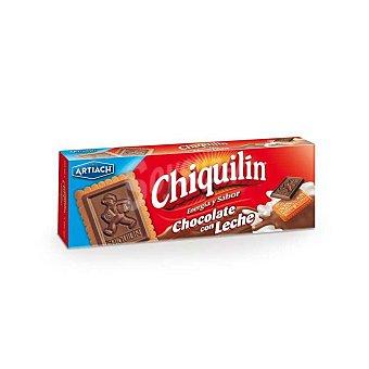 Chiquilín Artiach Galleta de Chocolate con Leche 150 Gramos