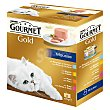 Comida para gato húmeda Gold Mousses surtido 8 x 85 g - 680 g Purina Gourmet