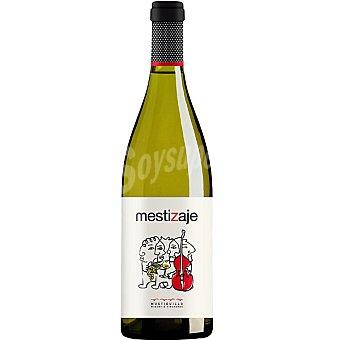 MESTIZAJE Vino blanco biológico de Valencia botella 75 cl 75 cl