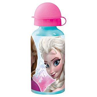 Disney Botella de aluminio con dibujo de Frozen 40 cl