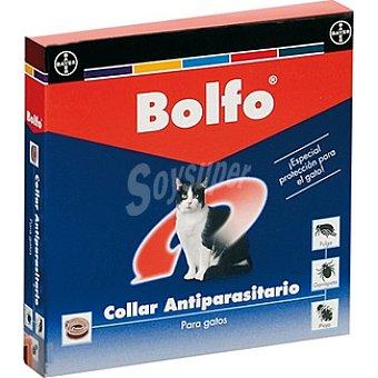 BAYER BOLFO Collar antiparasitario para gatos 1 unidad