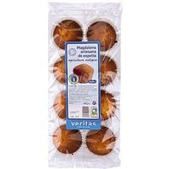 Veritas Madalenas de espelta Paquete 220 g