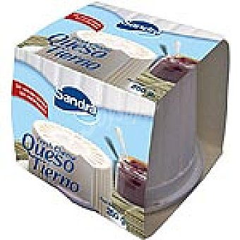 Sandra Queso tierno fresco Envase 250 g