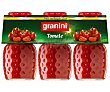 Zumo de tomate Pack 3 u x 20 cl Granini
