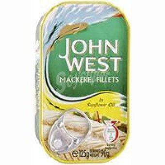 John West Caballa en aceite Lata 125 g