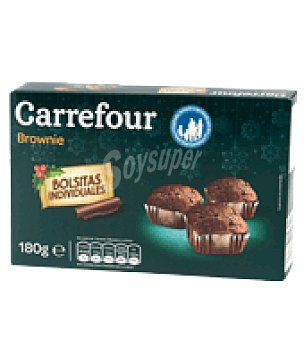 Carrefour Brownies 185 g