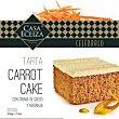 Tarta carrot cake caja 500 g Casa Eceiza