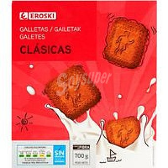 Eroski Galletas clásicas 700g