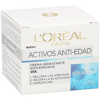 L'Oréal Crema antiarrugas hidratante Tarro 50ml