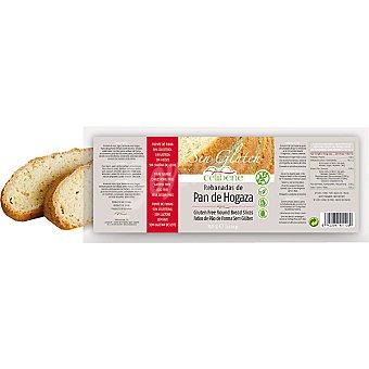CELIBENE rebanadas de pan de hogaza sin gluten bolsa 150 g