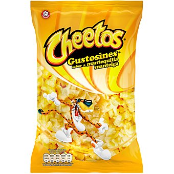 Cheetos Gustosines sabor a mantequilla Bolsa 81 g