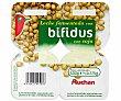 Yogur con bífidus de soja natural Pack 4 unidades de 125 gramos Auchan