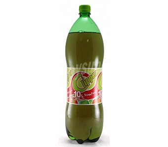 Clipper Refresco de manzana sin gas 2 l