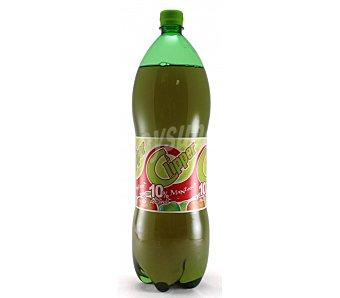 Clipper Refresco de manzana sin gas Botella 2 l