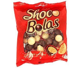 SCHOCOBOLAS Bolas de cacao y chocolate 200 gramos