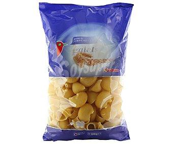 Auchan Pasta Galets Paquete de 500 gr
