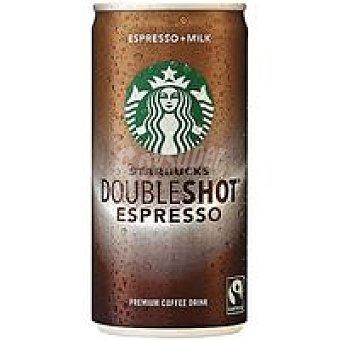 Starbucks Doubleshot express&milk Pack 4x200 ml