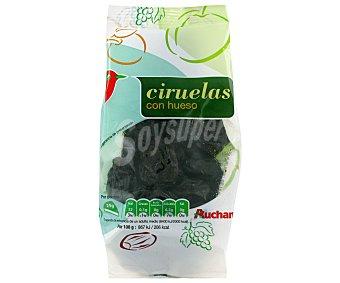 Auchan Ciruelas con hueso 250 gr