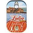 Filetes de anchoa en aceite de oliva Lata 160 g neto escurrido Lolín
