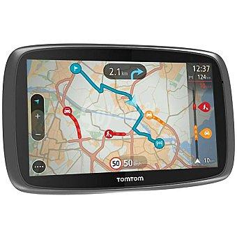"""TOMTOM GO 600 Navegador con pantalla tactil 6"""" y mapas para toda la vida"""