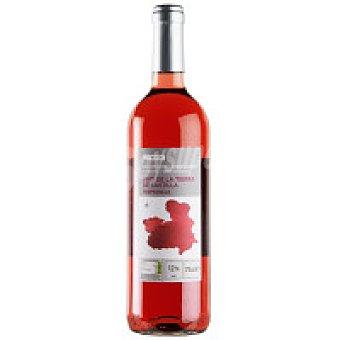 Eroski Vino Rosado Tierra de Castilla y León 75cl