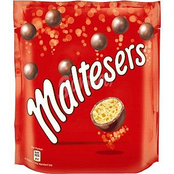 Maltesers Bolitas de chocolate con leche rellenas de leche malteada 300 g
