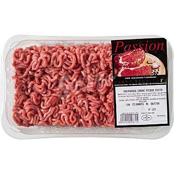 PASSION MEAT Carne picada mixta vacuno y cerdo Burger Meat Bandeja 400 g