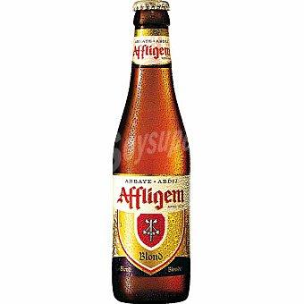 Affligem cerveza rubia belga  botella 33 cl