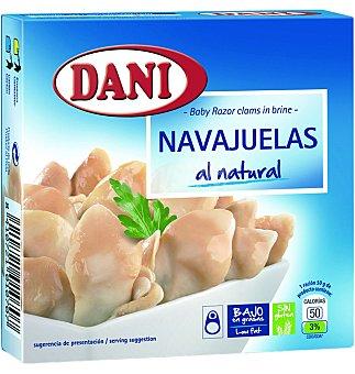 Dani Navajuelas chilenas al natural Lata 63 g neto escurrido