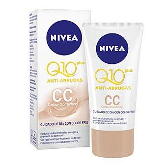 Nivea Crema con color CC Q10 anti-arrugas 50 ml