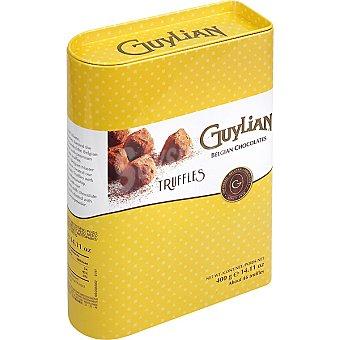 Guylian Trufas de chocolate belga Lata 400 g