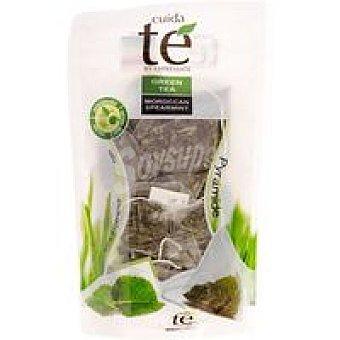 CUIDA- TE Té verde moruno hierbabuena 10 uds