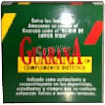 CN Guaraná en cápsulas Envase 100 unidades