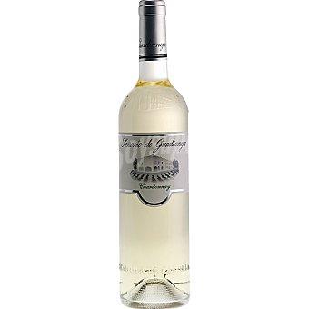 Señorío de Guadianeja Vino blanco chardonnay de la Tierra de Castilla Botella 75 cl