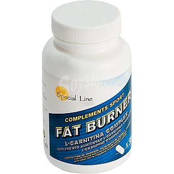 Special Line Fat Burner l-carnitina Complex Bote 90 unidades
