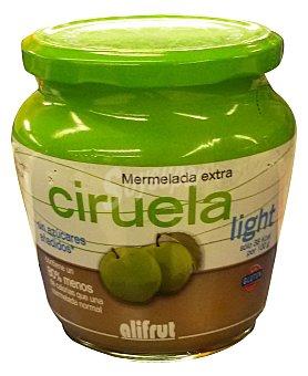 Hacendado Mermelada ciruela 0% azucares añadidos Tarro 380 g