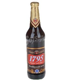 Budejovicky Cerveza negra 500 ml