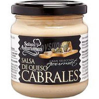 Salsas Asturianas Salsa queso cabrales 190g