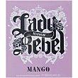 Eau de toilette femenina vaporizador 100 ml Mango Lady Rebel
