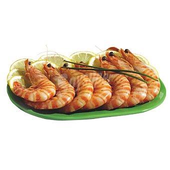 Tigre Langostinos cocidos 40-60 piezas Al peso 1 kg