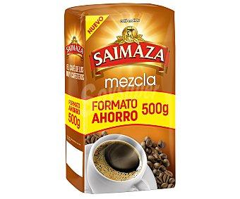 Saimaza Café molido mezcla 2 paquetes de 250 gr