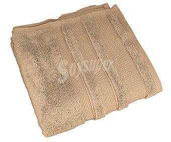 Actuel Toalla de lavabo color gris 80% algodón, 600 gramos/metro² de densidad, 50x100 centímetros 1 unidad
