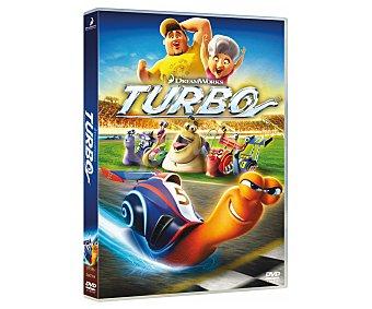 ANIMACIÓN Película infantil en Dvd Turbo. Género: animación, infantil, cine familiar. Edad: TP