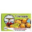 Zamburiñas es salsa de vieira 85 g A Churrusquiña