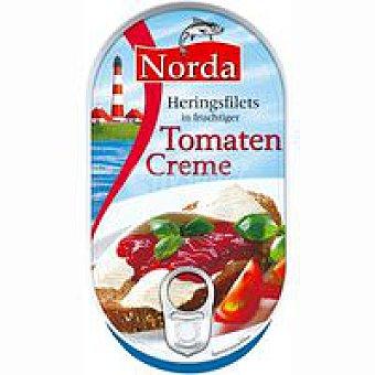 NORDA Arenque en salsa de tomate Lata 190 g