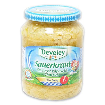 Develey Choucroute listo para tomar Develey 650 g